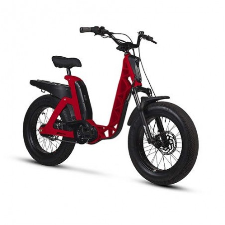 ISSIMO URBAN ROUGE