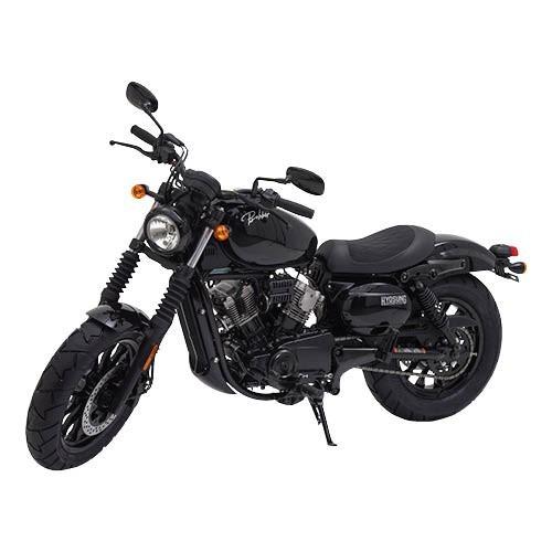 BOBBER 125cc - Noir Brillant