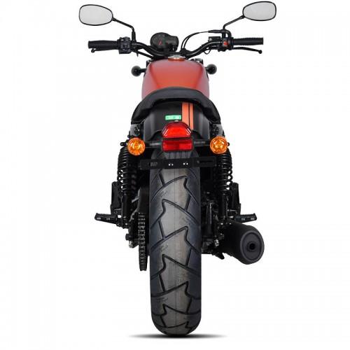 Bobber 125cc - Orange